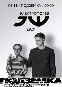 5.11 Электрофорез (СПб)